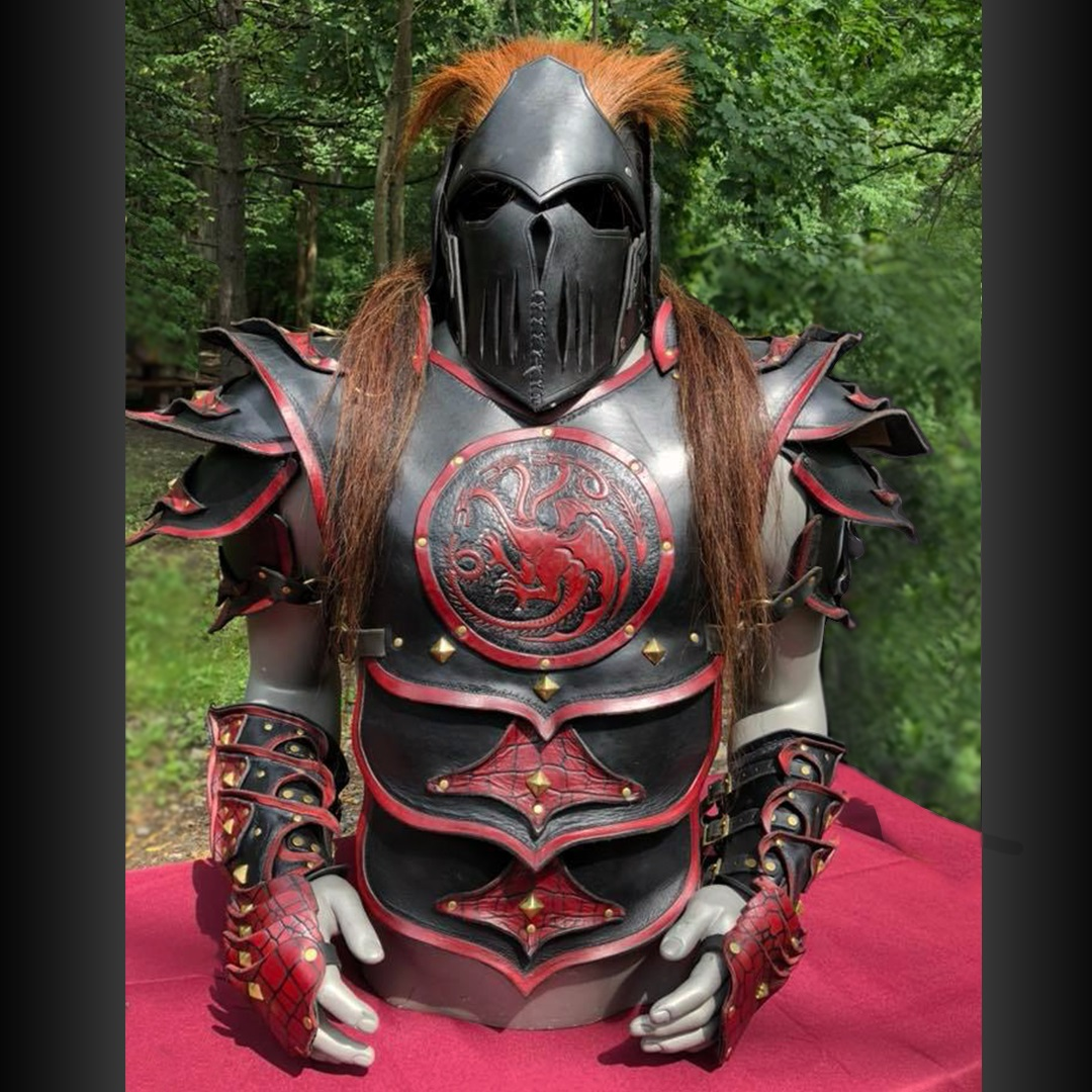 Artisan Marketplace Merchant Vendor: Rams Head Leatherworks Leather Armor