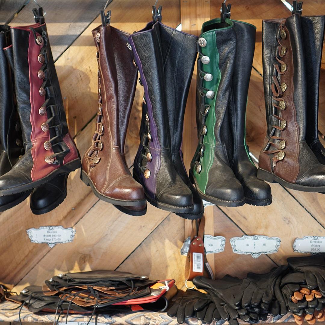 Artisan Marketplace Merchant Vendor: Renboots Leather Boots, Shoes, Hats & Accessories