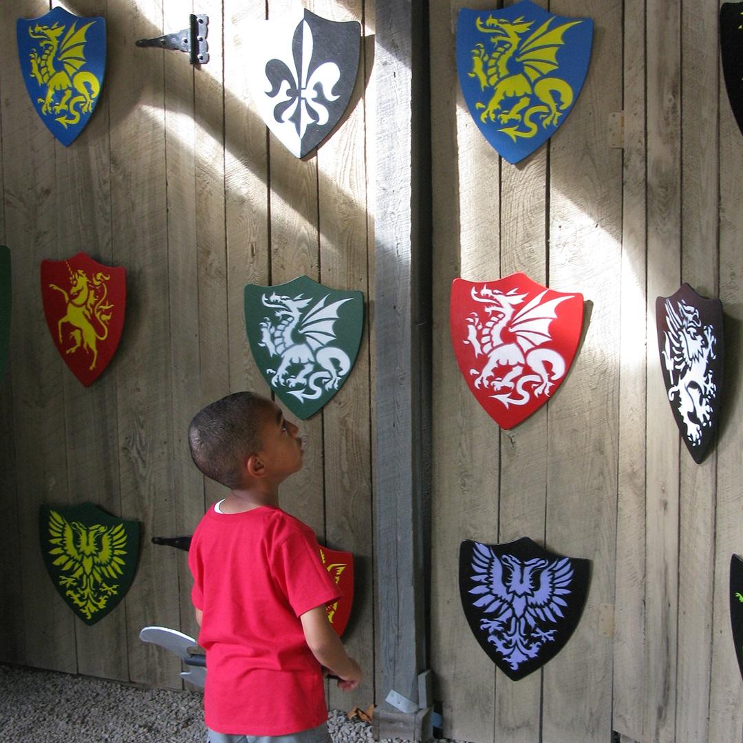 Artisan Marketplace Merchant Vendor: Swords & Shields Wooden Swords & Shields