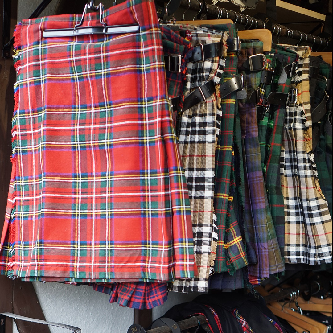 Artisan Marketplace Merchant Vendor: The Scot Shoppe Scottish & Celtic Clothing