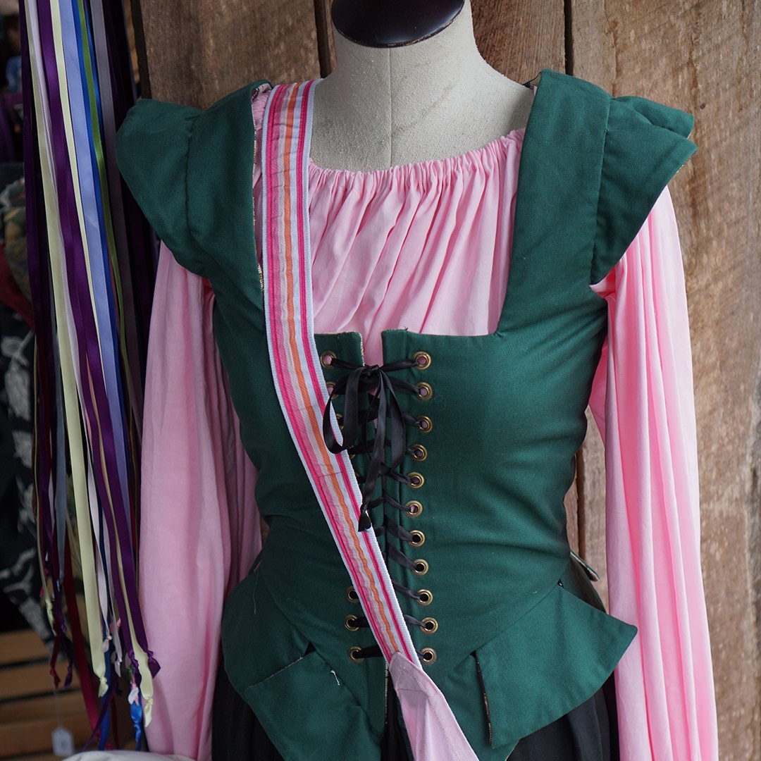 Artisan Marketplace Merchant Vendor: Thorny Rose Clothing & Costumes