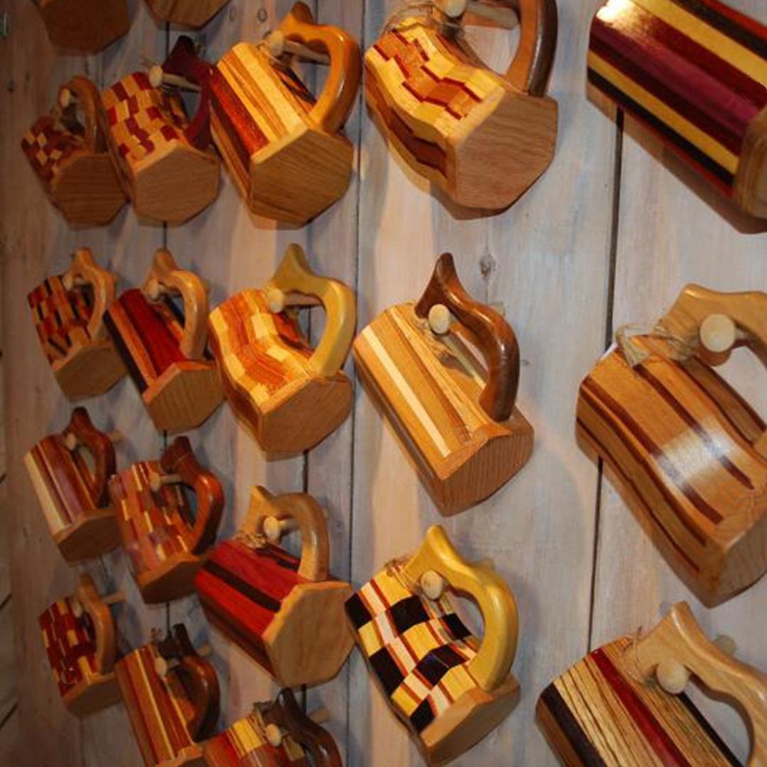 Artisan Marketplace Merchant Vendor: Timber Toys Wooden Mugs, Pipes & Housewares