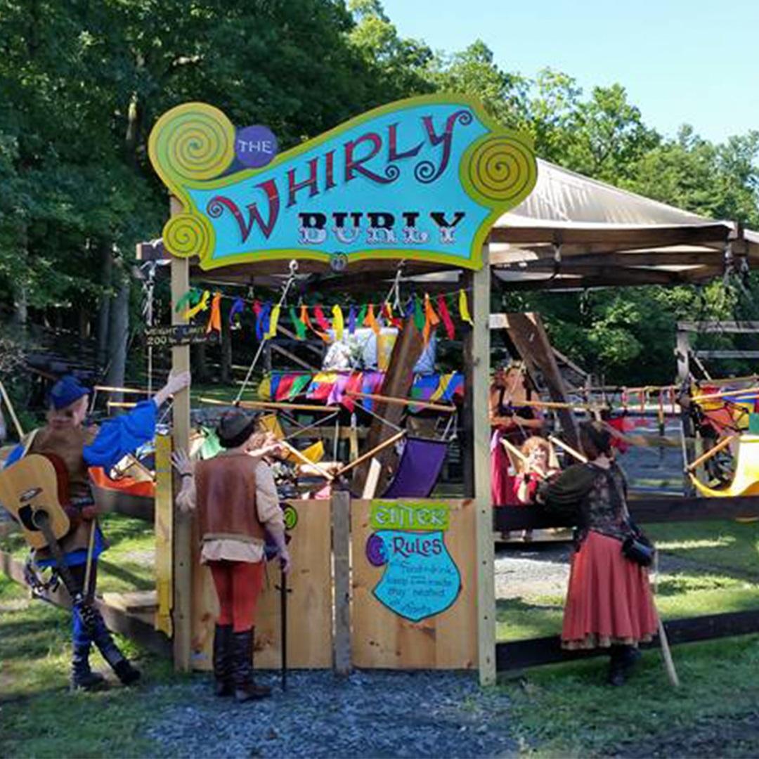 Ride: Whirly Burly