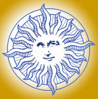 logo: Renaissance Entertainment Productions sun square placeholder