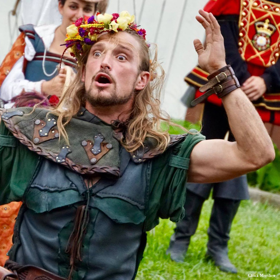 Entertainment: Shakespeare in the Shire