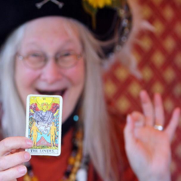 Artisan Marketplace Merchant Vendor: Wise Woman psychic readings tarot