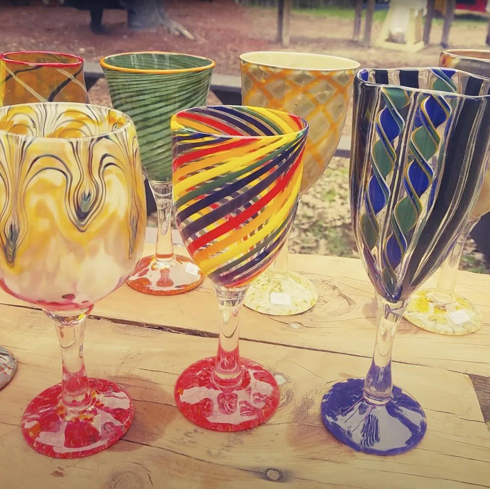 Artisan Marketplace Merchant Vendor: Haller Glass
