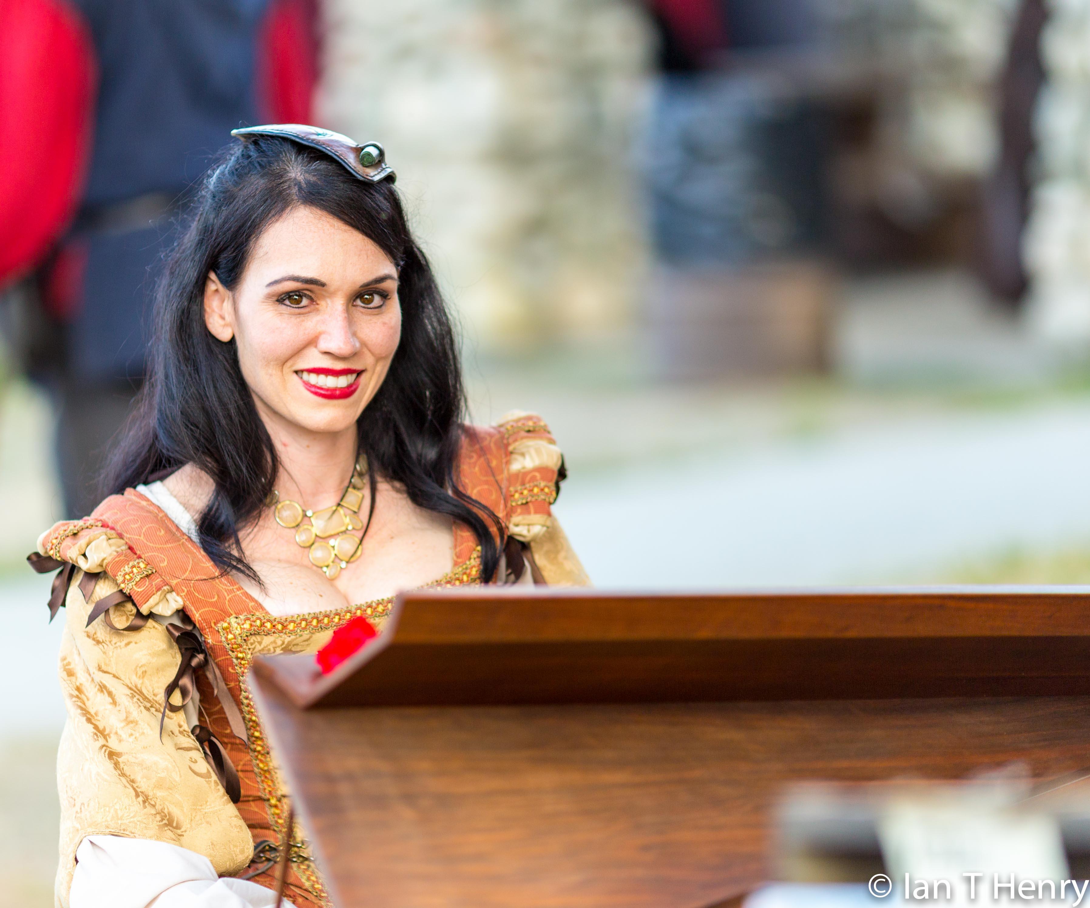 Entertainment: Patrice Ruane musician instrumentalist harpsichord