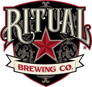 Ritual Brewing Co. logo on shield