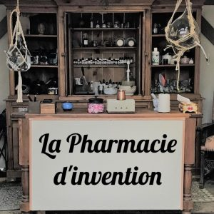 Marketplace: La Pharmacie merchant vendor artisan custom perfume