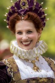 Queen Elizabeth - J. Wilborn