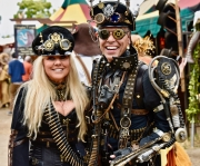 Steampunk Visitors