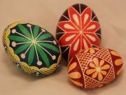 Ukrainian Egg Decoration